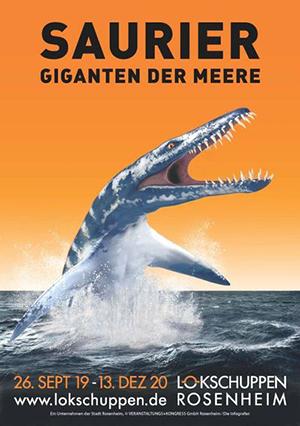 Saurier-Giganten der Meere