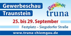 Truna Gewerbeschau Traunstein, Hans-Peter Haslinger