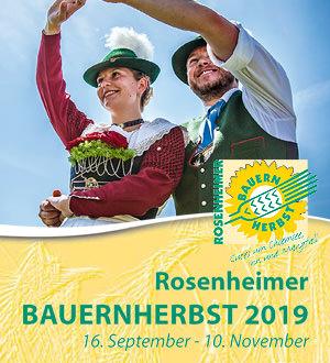 Rosenheimer Bauernherbst
