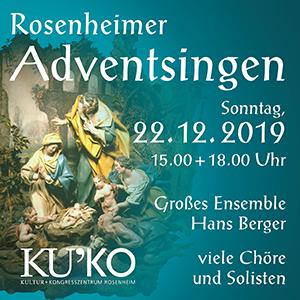 Rosenheimer Adventsingen