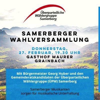 GeorgHuber-Wahlversammlung