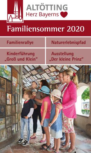 Wallfahrts- und Tourismusbüro Altötting