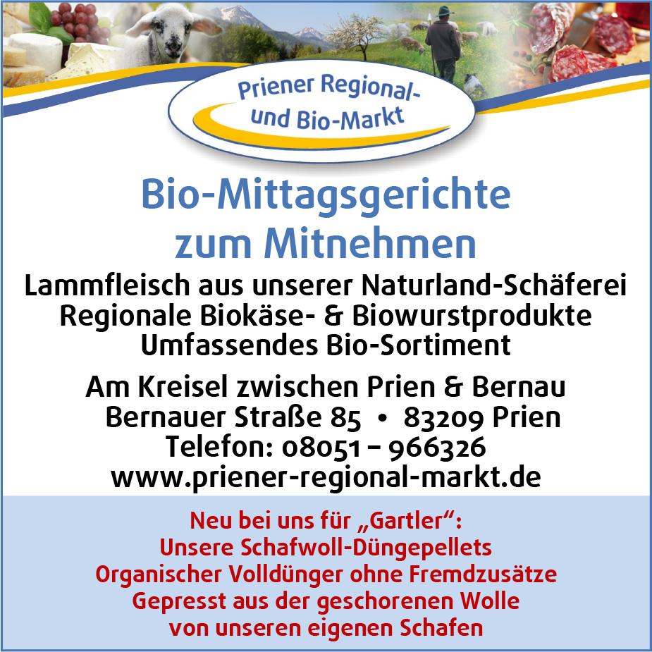Priener Regional- und Biomarkt